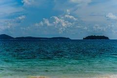 Marineerinnerungskoh Chang Trat thailand Stockfotos