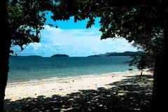 Marineerinnerungskoh Chang Trat thailand Lizenzfreie Stockbilder