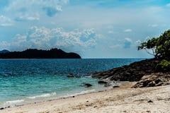 Marineerinnerungskoh Chang Trat thailand Stockbild