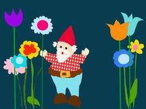 Marinegnome-Garten Lizenzfreies Stockfoto