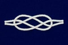 Marineknoten Stockbild