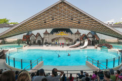 Marineland amphitheather Stock Photography