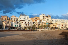 Marinella di Selinunte, Sicily Royalty Free Stock Photo