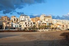 Marinella di Selinunte, Sicily Royalty Free Stock Photo