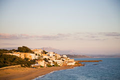 Marinella, Sicily Royalty Free Stock Images