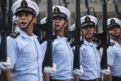 marinen Lizenzfreie Stockfotos