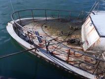 Marineoverzees Stock Foto