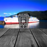 Mariner club badges logos and labels for any use Royalty Free Stock Photography