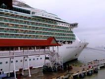 Mariner of the Seas Stock Photo