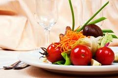 Marinerade grönsaker Royaltyfria Foton