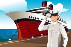 Marinero stock de ilustración