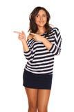 Marinero Girl Imagen de archivo