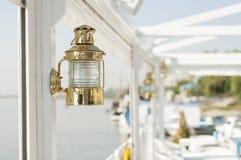 Marinero Lamp Fotografía de archivo libre de regalías