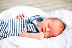 Marinero recién nacido Fotografía de archivo libre de regalías