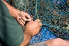 Marineros y ocupaciones de la pesca Fotos de archivo