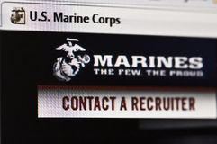 Marines Royalty Free Stock Photos