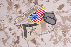 Marines des USA Photo stock