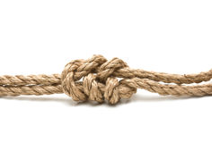 Marines knot Stock Image