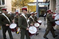 Marines royales images libres de droits