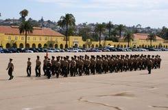 marines to u fotografia stock