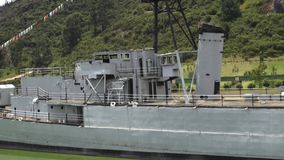 Marineschepen, Militaire Boten, stock video