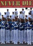 Marineschule stockbilder