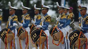 Marineschule Lizenzfreie Stockbilder