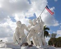 Marinesoldaten Stockfotografie