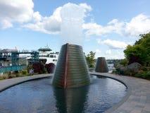 Marineunterwassermonument Bremerton Stockbild