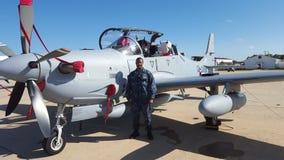 Marinevliegtuigen Royalty-vrije Stock Afbeelding