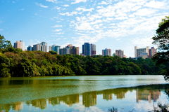 Maringa - Brazil royalty free stock photo