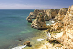 Marinha beach Royalty Free Stock Photos