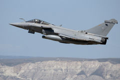 Marinha francesa Dassault Rafale Imagens de Stock Royalty Free