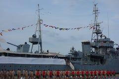 Marinha tailandesa Imagens de Stock