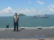Marinheiro americano Imagem de Stock Royalty Free