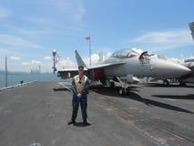 Marinheiro americano Imagens de Stock Royalty Free