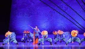 """Marinheiro no sonho do """"The do drama de Ming Dynasty-Dance do  de seda marítimo de Road†Foto de Stock Royalty Free"""