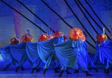 """Marinheiro no sonho do """"The do drama de Ming Dynasty-Dance do  de seda marítimo de Road†Fotografia de Stock Royalty Free"""