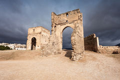 The Marinid Tombs Royalty Free Stock Images