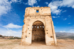 The Marinid Tombs Stock Image