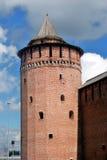 Marinkina tower. Kremlin in Kolomna, Russia. Royalty Free Stock Image