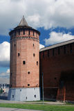 Marinkinva tower. Kremlin in Kolomna, Russia. Stock Images
