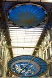 Marino del barco de cruceros del sitio de la 'promenade' de los mares Foto de archivo libre de regalías