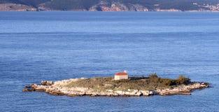 marino SAN νησιών μικρό Στοκ Εικόνες