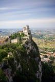 marino san замока, котор нужно осмотреть Стоковые Изображения RF