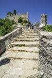 marino san замока Стоковые Фотографии RF