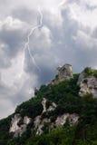 marino san крепости Стоковое Изображение