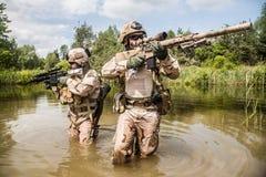 Marinskyddsremsor arkivfoto