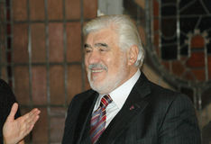 Mario Adorf Stock Photos