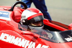 Mario Andretti Stock Photo